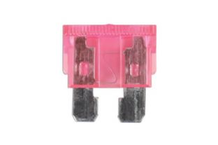 Connect 30412 Auto Blade Fuse 4 Amp-Pink Pk 50